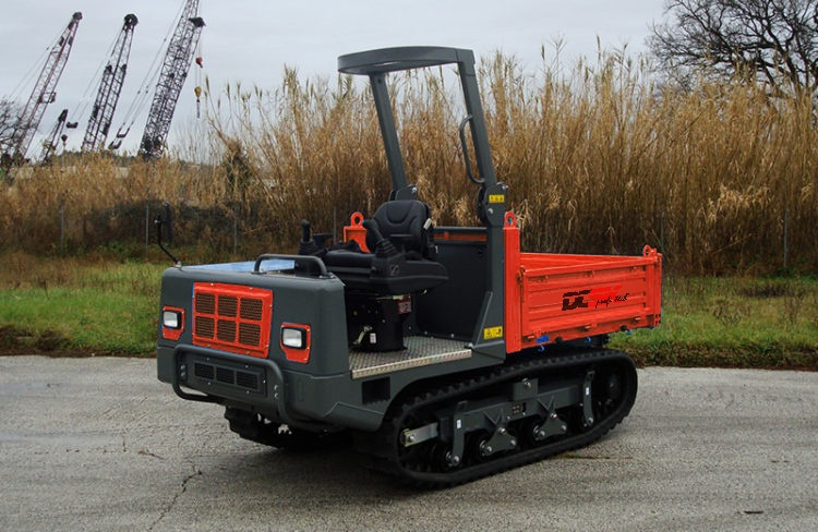DCSK profi tech dumper TC250d ALL TERRAIN LINE