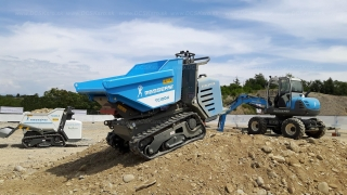 Dumper TC100d EVOLUTION LINE