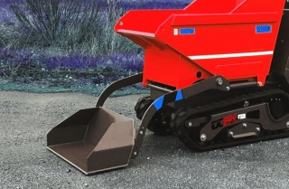 DCSK profi tech dumper TC120d EVOLUTION LINE