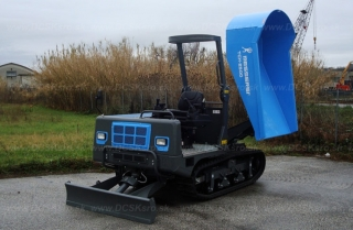Dumper TC250d ALL TERRAIN LINE