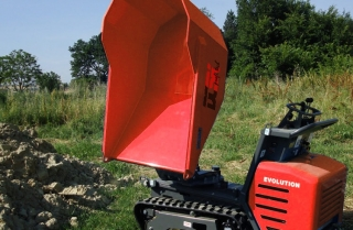 DCSK profi tech dumper TC100 EVOLUTION LINE