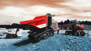DCSK profi tech dumper TC100d EVOLUTION LINE