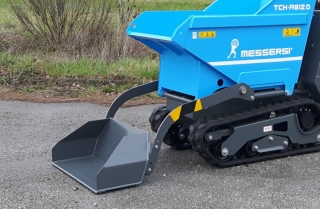 Dumper TC120d EVOLUTION LINE