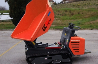 DCSK profi tech dumper TC130d EVOLUTION LINE