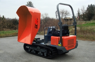 Dumper TC230d ALL TERRAIN LINE