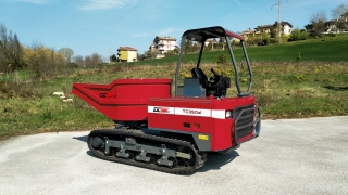DCSK profi tech dumper TC350d ALL TERRAIN LINE